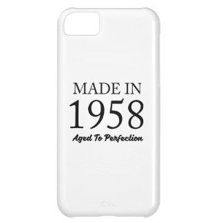 Made In 1958 iPhone 5C Case