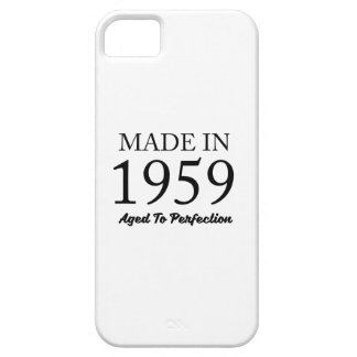 Made In 1959 Barely There iPhone 5 Case