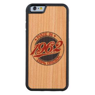 Made In 1962 Cherry iPhone 6 Bumper Case