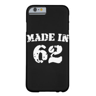Made In 1962 iPhone 6/6s Barely There iPhone 6 Case