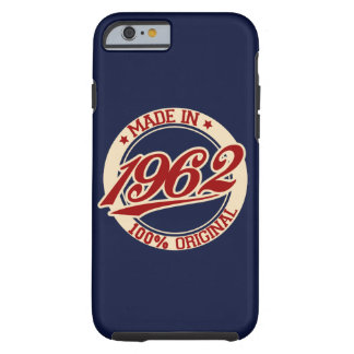 Made In 1962 Tough iPhone 6 Case