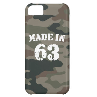 Made In 1963 iPhone 5C Cases