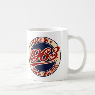 Made In 1963 Mugs