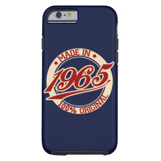 Made In 1965 Tough iPhone 6 Case