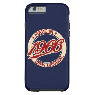 Made In 1966 100% Original Tough iPhone 6 Case