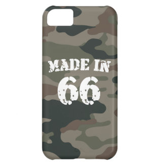 Made In 1966 Case For iPhone 5C