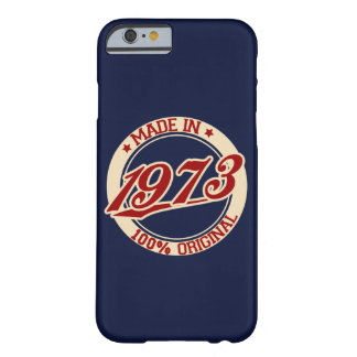 Made In 1973 iPhone 6 Case