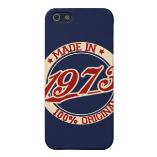 Made In 1973 Cover For iPhone 5