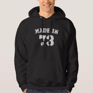 Made In 1973 Hoodie
