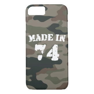 Made In 1974 iPhone 7 Case