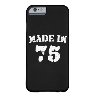Made In 1975 iPhone 6/6s Barely There iPhone 6 Case