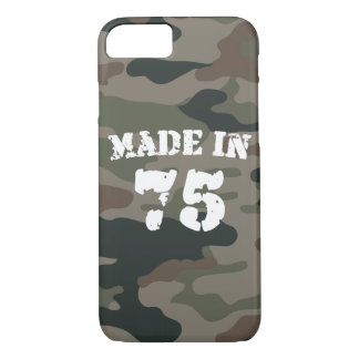 Made In 1975 iPhone 7 Case