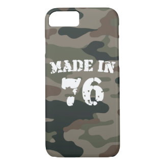 Made In 1976 iPhone 7 Case