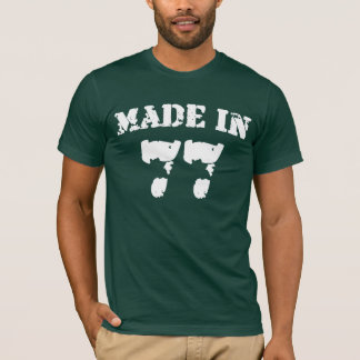 Made In 1977 Shirt