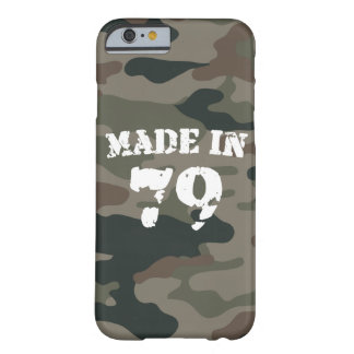 Made In 1979 iPhone 6/6s Barely There iPhone 6 Case