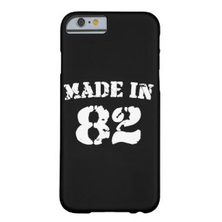 Made In 1982 iPhone 6/6s Barely There iPhone 6 Case