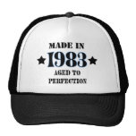 Made in 1983 - Aged to perfection Netzcap