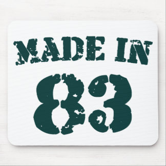 Made In 1983 Mouse Mat