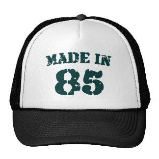 Made In 1985 Cap