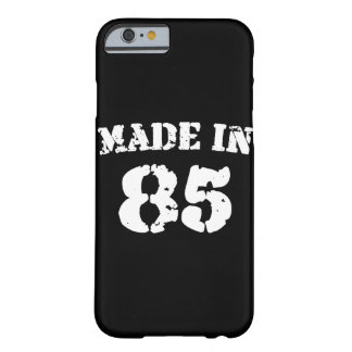 Made In 1985 iPhone 6/6s Barely There iPhone 6 Case