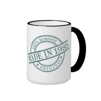 Made in 1985 ringer mug