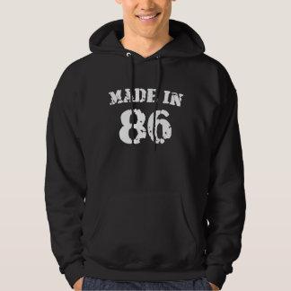 Made In 1986 Hoodie