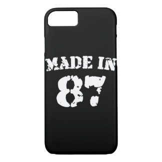 Made In 1987 iPhone 8/7 Case