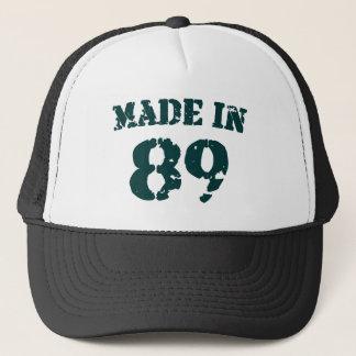 Made In 1989 Trucker Hat