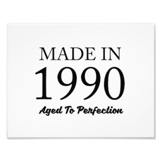 Made In 1990 Photo
