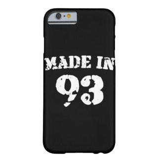 Made In 1993 iPhone 6/6s Barely There iPhone 6 Case