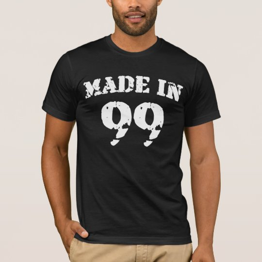 Made In 1999 Shirt