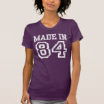 Made In 84 Tshirts