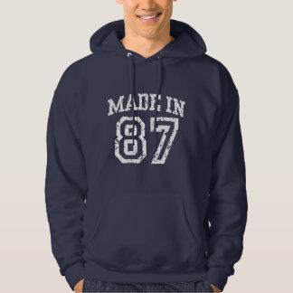 Made in 87 hoodie