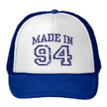 Made in 94 trucker hats