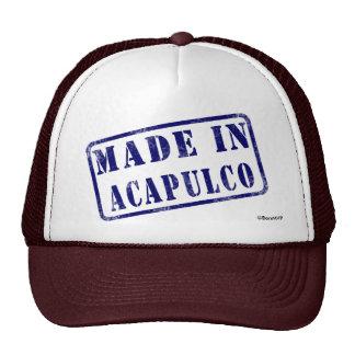 Made in Acapulco Cap
