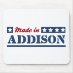 Made in Addison Mouse Pad