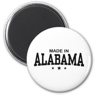 Made In Alabama Magnet