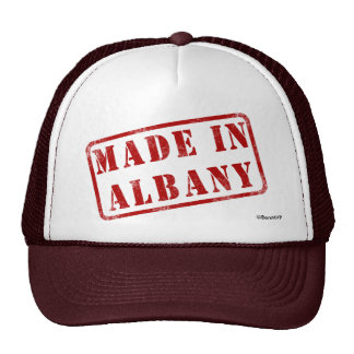 Made in Albany Hats