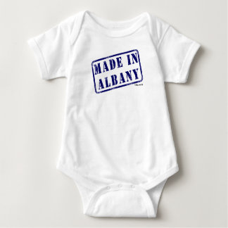 Made in Albany T-shirt