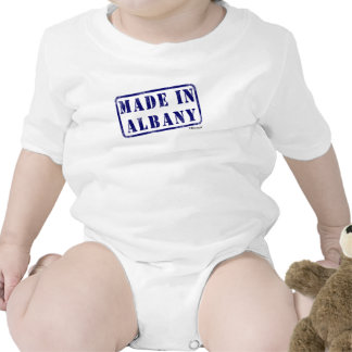Made in Albany Rompers