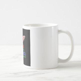 Made in America Basic White Mug