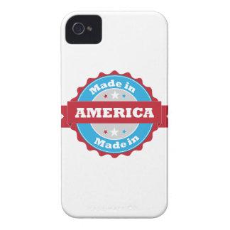 Made in America iPhone 4 Case-Mate Case
