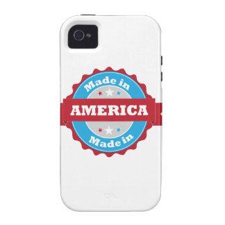 Made in America Case-Mate iPhone 4 Cases