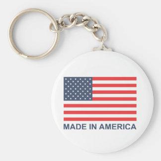 Made In America Key Ring