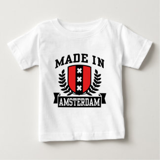 Made In Amsterdam Baby T-Shirt