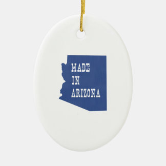 Made In Arizona Christmas Ornament