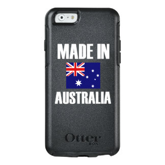 Made In Australia Flag OtterBox iPhone 6/6s Case