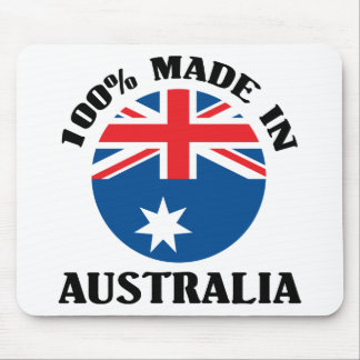 Made In Australia Mouse Mat
