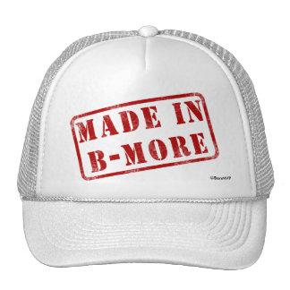 Made in B-More Cap