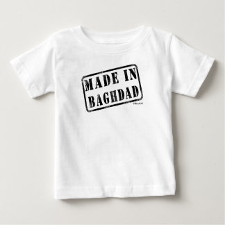 Made in Baghdad Baby T-Shirt
